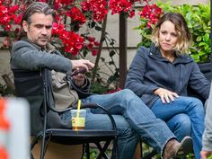 Star Tracks: Monday, April 27, 2015 | QUIET ON THE SET | Rachel McAdams and Colin Farrell film True Detective in Los Angeles on Friday.