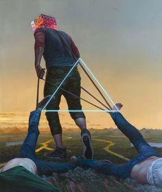 Jean-Pierre Roy - Painting