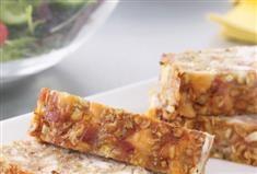 Apricot muesli bars recipe - Snacks recipes