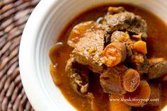pale beef stew