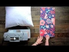 How to Sew a Simple Zipper Pillow | Spoonflower Blog