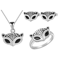 Platinum Plated/Rose Gold Plated Jewelry by UloveFashionJewelry, $13.79