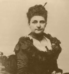 Florence Cook | FLORENCE COOK IN LATER YEARS, A MEDIUM SANS SPIRIT