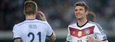 EM-Qualifikation: Deutschland zittert sich zum Sieg