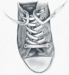 EDM#1 Draw a shoe | Christina McLean | Flickr
