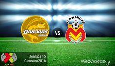 Dorados vs Morelia, Jornada 15 del Clausura 2016 ¡En vivo por internet! - https://webadictos.com/2016/04/23/dorados-vs-morelia-clausura-2016/?utm_source=PN&utm_medium=Pinterest&utm_campaign=PN%2Bposts