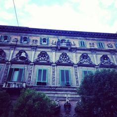 Palazzo Firrao Napoli Baroque
