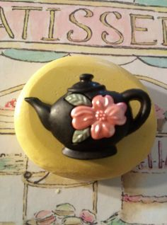 Tea Pot Flexible Silicone Mold~ by DesirableSweetMolds on Etsy https://www.etsy.com/listing/184891171/tea-pot-flexible-silicone-mold