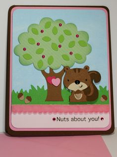 Create a Critter - Squirrel