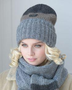 Knit Crochet, Crochet Hats, Neck Warmer, Cowl, Knitted Hats, Scarves, Beanie, Knitting, Women