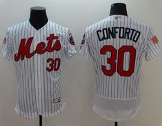 5fc42a1bf2d Buy Mets 30 Michael Conforto White Fashion Stars   Stripes Flexbase Jersey  from Reliable Mets 30 Michael Conforto White Fashion Stars   Stripes  Flexbase ...