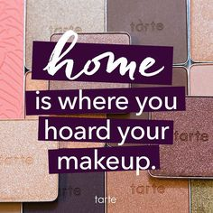 For all of our makeup junkies out there! #makeup #quotes