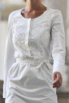Luisa Beccaria at Milan Fashion Week Spring 2012