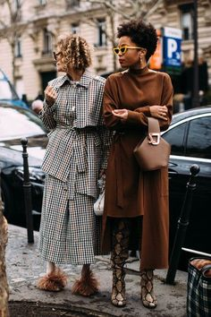Attendees at Paris Fashion Week Fall 2019 - Street Fashion week Paris Fashion Week Fall 2019 Attendees Pictures Fashion Week Paris, Fashion Weeks, Trend Fashion, Fast Fashion, Girl Fashion, Fashion Outfits, Fall Outfits, London Fashion, Womens Fashion