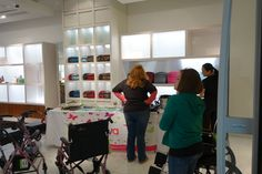 NOVA and Beauty Bus partner for a 'Head to Wheels' Makeover Event for clients and #caregivers.