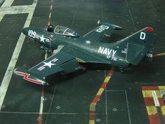 Grumman F-9F5 Panther - Monogram 1/48