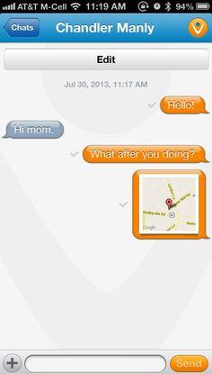 Love this Vonage Mobile app!