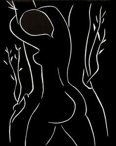 'Pasiphaé' | Book of illustrations by Henri Matisse (1944)