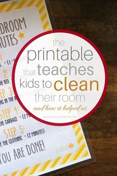 I found this free printable on the @howdoesshe website -- it was a game changer for my kids when it comes to cleaning bedrooms. Now no matter how messy a room is, we now exactly where to start. Chores For Kids, Activities For Kids, Crafts For Kids, Homeschool Blogs, Homeschooling Resources, How To Teach Kids, Messy Room, Business For Kids, Teaching Kids