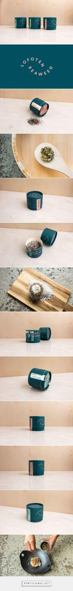 Lofoten Seaweed Packaging by by north™