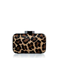 a2de8b50ff1 Leopard Print Haircalf Fifi Clutch Animal Print Purses, Fashion Prints,  Animal Print Fashion,