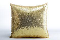 Europe Luxurious Sequin Pillow Cushion Cover Pillow Case 18 inch Netlab TM