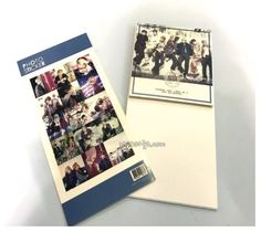 BTS BANGTAN BOYS Photo Stand Mini Poster + Sticker K-star K-pop  #Unbranded