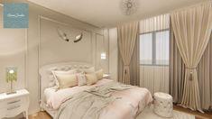 Modern Luxury Bedroom, Master Bedroom Interior, Room Design Bedroom, Modern Bedroom Design, Home Room Design, Luxurious Bedrooms, Home Decor Bedroom, Fancy Bedroom, Küchen Design
