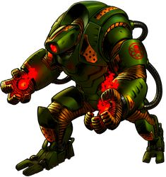 Hydra Power Armor by AlexelZ on DeviantArt Marvel Dc, Marvel Villains, Marvel Comic Universe, Comics Universe, Marvel Characters, Dc Comics, Avengers Comics, Fantasy Concept Art, Dark Fantasy Art