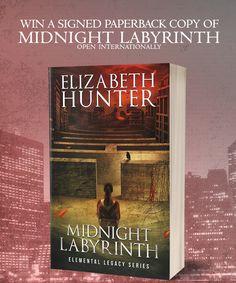 Midnight Labyrinth Signed Paperback