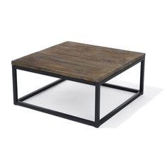 Eastport Soffbord 90 x 90 cm - The Home Coffe Table, Fine Furniture, Building A House, Sweet Home, Living Room, The Originals, Home Decor, Design, Coffee