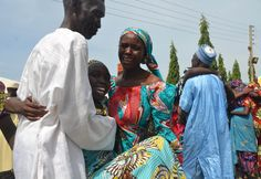 A Chibok Schoolgirl Kidnapped By Boko Haram Has Been Found in Nigeria