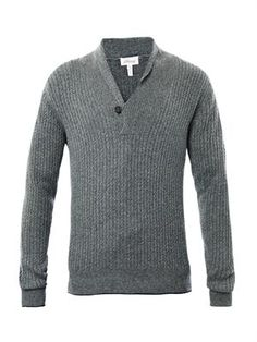 Brioni - Cable-knit cashmere sweater