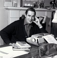 Sixties | Television writer, Terry Nation, the inventor of the Daleks