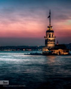 Once Upon a Time by Emir Terovic istanbul Wanderlust Tattoo, Wonderful Places, Beautiful Places, Cool Pictures, Beautiful Pictures, Istanbul Travel, Beach Wallpaper, City Landscape, Love Symbols
