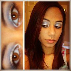 Party eyeshadow