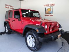 Certified Pre-Owned 2014 Jeep Wrangler Unlimited | Orange County, CA