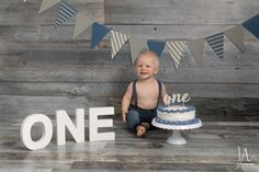 Cake 1 year boy, one year birthday cake, smash cake first