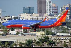 N724SW Southwest Boeing 737-700