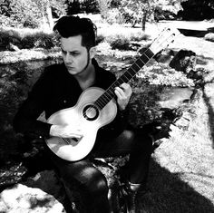 Jack White channeling Elvis