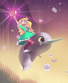 """melankolilotti:  """"I just finished watching Star vs.The Forces of Evil. It was a really fun show and I can't wait to see more.  """""""
