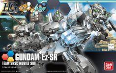 Gundam Ez-SR (HGBF) (Gundam Model Kits) Package1