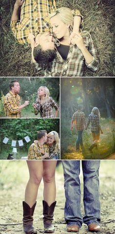 I think one of my favorite of these couple / engagement photographs is of the boots - reminds me of being back home in Texas! Photographer unknown. Picnic Engagement, Country Engagement, Engagement Couple, Wedding Engagement, Engagement Pictures, Engagement Shoots, Engagement Ideas, Firefighter Engagement, Photo Couple
