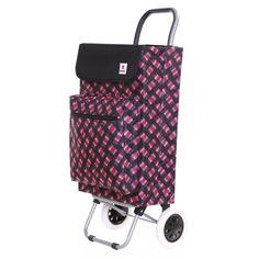 Karabar-Moss-Large-Capacity-Wheeled-Shopping-Shopper-Travel-Trolley-Bag