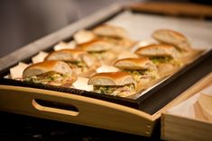 Turbot Slider with Creamy Slaw - by Al Brown