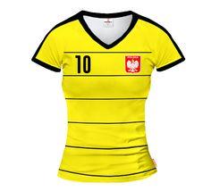 PREMIER DORTMUND 2015/16 Frauen Fußball - Heimtrikot mit Wunschnamen und Wunschnummer