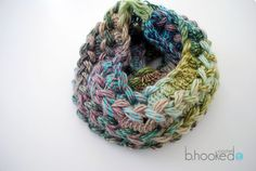 Hairpin Scarf