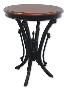 Trade Winds Furniture 715 Victorian Round Bistro Table