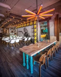 Don Chido Restaurant (United States), Colour | Restaurant & Bar Design…