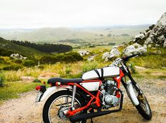 Ace 125 route, mountains